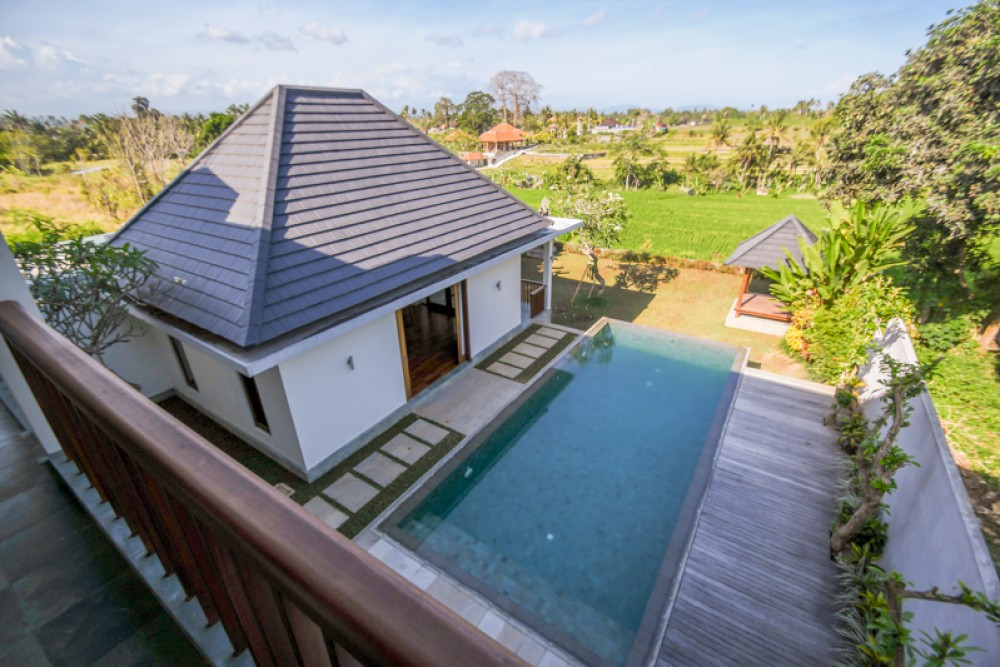 Ubud villas offer a comfortable place for travelers