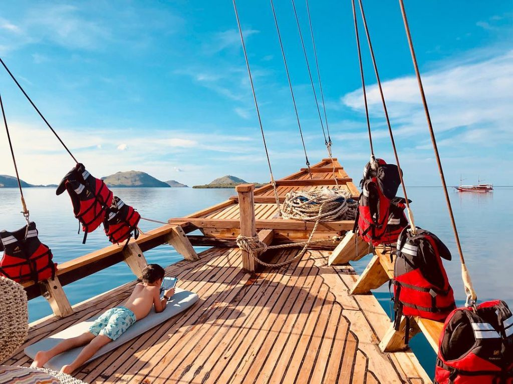 An Adventure Once Again in Komodo Diving Liveaboard