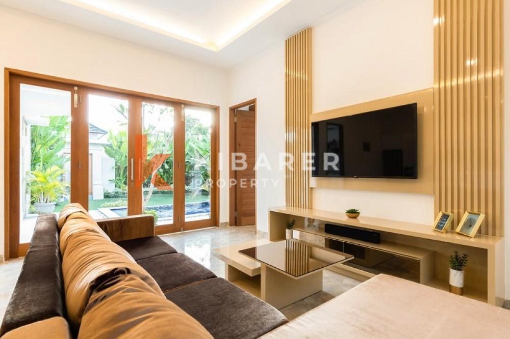 Villa Seminyak Stunning Living Room