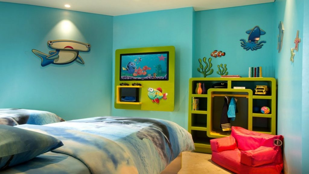 Bali Family Resort with Special Kid's Room
