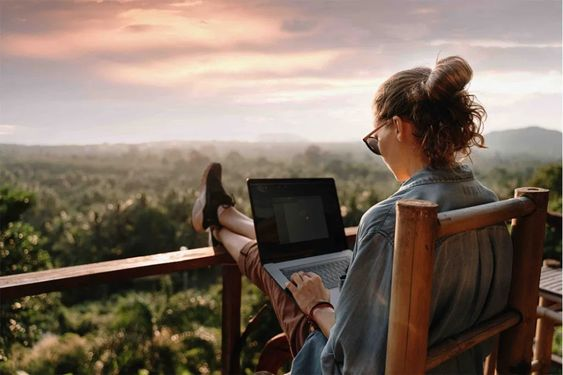 Transitioning Office Work Environment To Remote Work